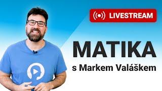 Livestream: Soustavy rovnic a slovní úlohy