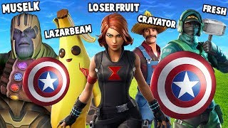 when you do Fortnite update with Youtubers...