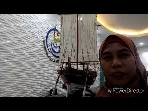 Berkunjung Ke Marine Haritage Gallery Bersama KIJP