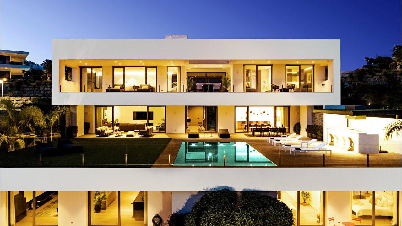 Villa Heart - Brand New Modern Frontline Golf Villa with Sea Views in La Alqueria
