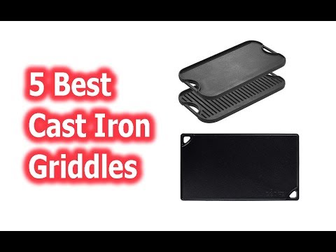 Best Cast Iron Griddles buy in 2019