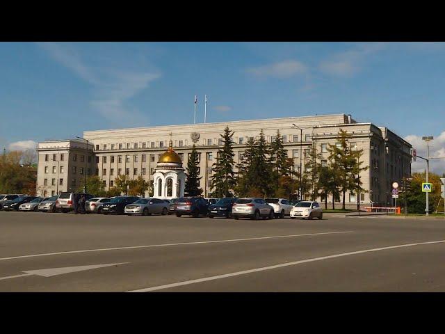 Константин Зайцев первый заместитель губернатора Иркутской области.