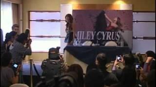 Gama TV - Conférence de presse en Équateur #1 - 29/04/11