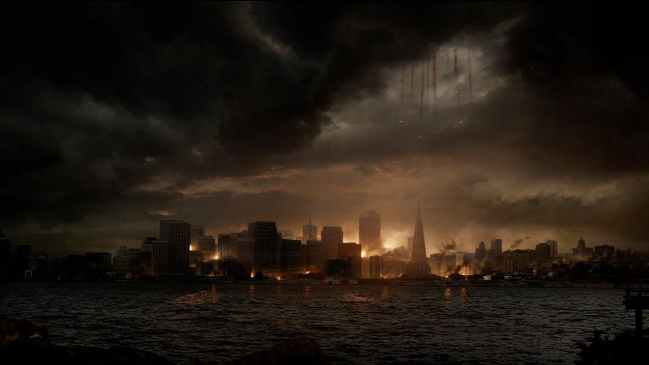 Video trailer för Godzilla - Official Teaser Trailer [HD]