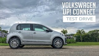 Volkswagen UP! Connect - Test Drive