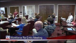 Programs Meet to Help Inmates Get Jobs