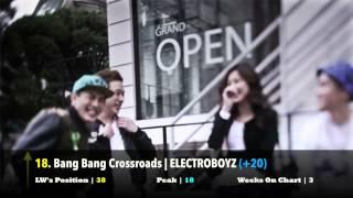 Top 50 K-Pop Songs for April 2014   Week 1
