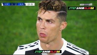 Juventus Vs Ajax 1-2 ⚽ # Cristiano Ronaldo ⚽ Champions League 2019 ⚽ HD #Juve