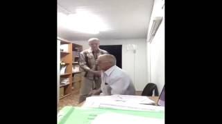 Жаль деда...