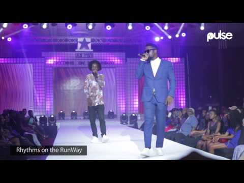 VIDEO: Sarkodie & Akwaboah perform at Rhythmz On Da Runway