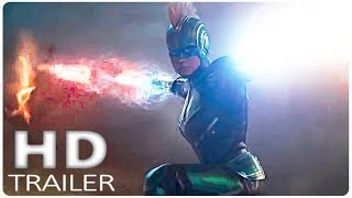 CAPTAIN MARVEL Lazer Tag Trailer (2019) Marvel, New Movie Trailers HD