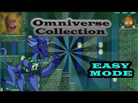 Ben10 Omniverse Collection - Spidermonkey ( Easy Mode ) Potato Giving Me Advise.. Mp3