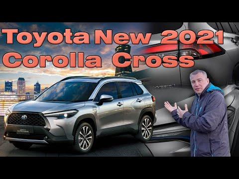 Toyota New Corolla Cross 2021