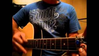 how to play SURE IS MONDAY (easy) mark chesnutt with the chordbuddy