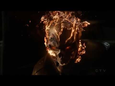 《神盾局特工》第四季「惡靈戰警」變身畫面高清版!