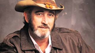 Don Williams, I'm Still looking for you
