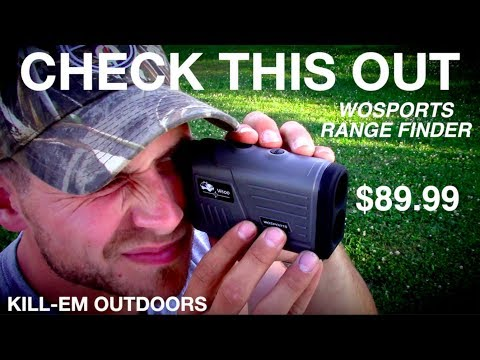 Wosports Range Finder Review