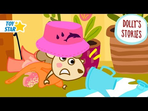 Dolly's Stories | Look after the kids! | Funny New Cartoon For Kids | Episode #48