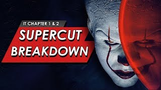 IT Chapter 1 & 2 Supercut Breakdown | Every Deleted & New Film Scene That Will Be Added Explained