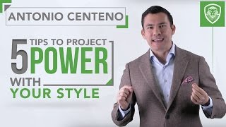 5 Tips to Project Power with Your Style