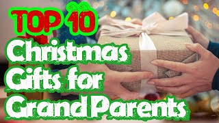 Best Christmas Gifts For Grandparents [Top 10 2019]
