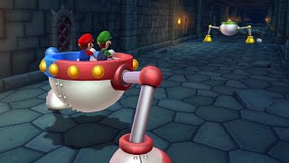 Mario Party 9 - All Quick Reflex Minigames