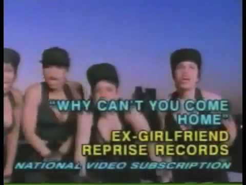 """Ex-Girlfriend (Stacy Francis) - Official Music Video: """"Why Can't You Come Home"""" (1991)"""