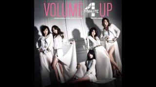 4Minute - Volume Up [Complete Album]