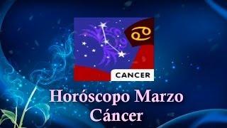 Horóscopo Mensual Cáncer Marzo 2014
