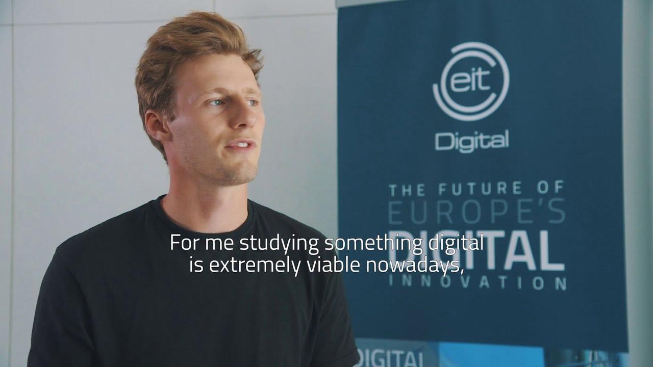 Mats: Why choose EIT Digital Master School?