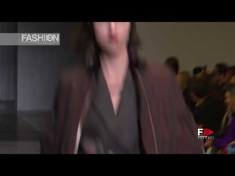 JOHN RICHMOND Fall 2018/2019 Milan - Fashion Channel