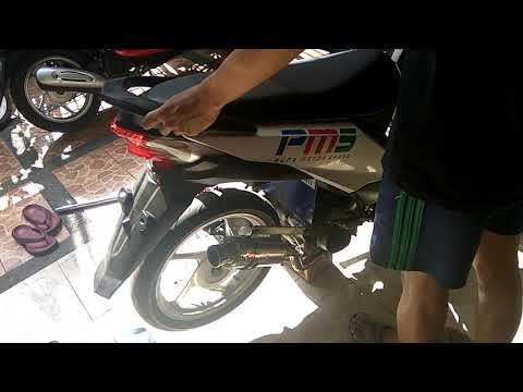Remapping brt juken 2 Beat FI 130cc Harian Knalpot CLD C2