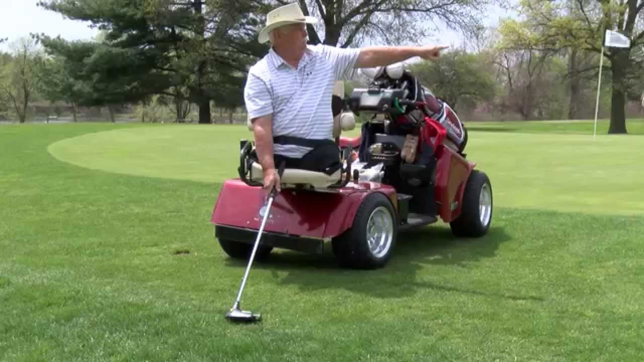 Video News Story: Boots on the Green