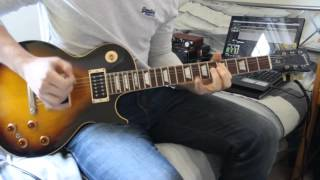 Black Dog - Led Zeppelin Guitar Cover