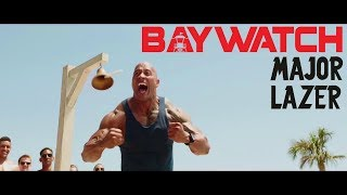 Major Lazer   Amber Coffmann   Get Free   Baywatch (Music Video)