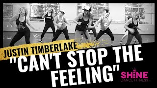 """""""Can't Stop The Feeling"""" by Justin Timberlake. SHiNE DANCE FITNESS by SHiNE DANCE FITNESS"""