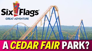 What If Six Flags Great Adventure Was A Cedar Fair Park? Year-By-Year Predictions!