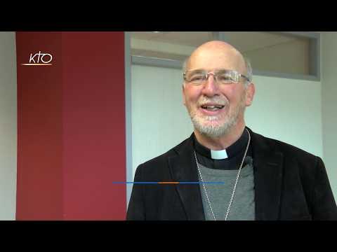 Mgr François Jacolin, nouvel évêque de Luçon