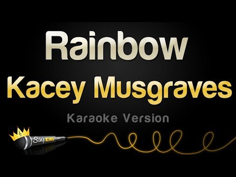 Kacey Musgraves - Rainbow (Karaoke Version)