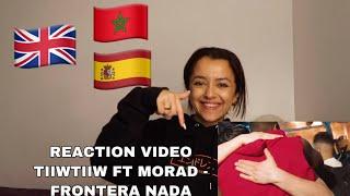 TiiwTiiw ft Morad - FRONTERA NADA (CLIP OFFICIEL KHOSE) (REACTION VIDEO) تحميل MP3