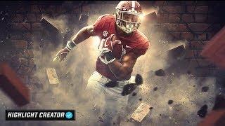 Irv Smith Jr. Career Highlights - Alabama Crimson Tide TE ᴴᴰ