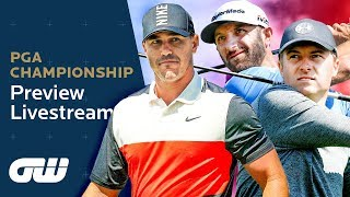 The PGA Championship 2019: Who Is Going To Win?   24/7 LIVESTREAM   Golfing World