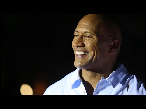 The Rock In Male Enhancement Drug 'SNL' Ad