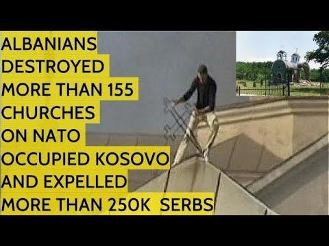 Russian Report From The Last European Apartheid - Kosovo - Where Albanians Terrorize Serbs