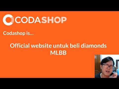 Ini apa Codashop? Official website untuk beli diamonds MLBB!