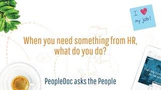 Vidéo de PeopleDoc