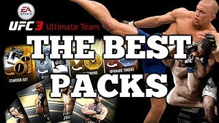 """""""What Are The Best Packs To Buy"""" UFC 3 Ultimate Team 