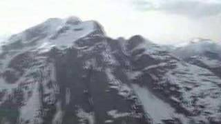 preview picture of video 'Flying through the Alps with a Cessna 172'