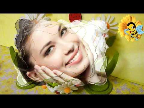 Резиновая маска женского лица
