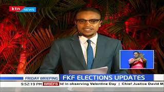 Federation of Kenyan Football (FKF) elections is certain